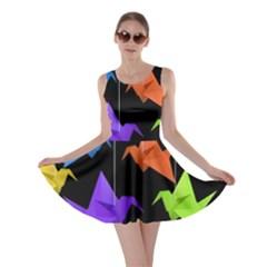 Paper cranes Skater Dress