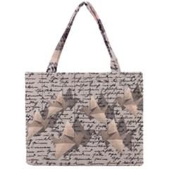 Paper cranes Mini Tote Bag
