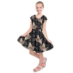 Paper cranes Kids  Short Sleeve Dress