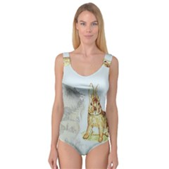Rabbit  Princess Tank Leotard
