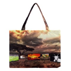 Africa Medium Tote Bag