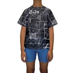 School board  Kids  Short Sleeve Swimwear