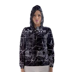 School board  Hooded Wind Breaker (Women)
