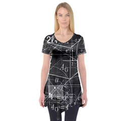 School board  Short Sleeve Tunic