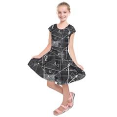 School board  Kids  Short Sleeve Dress
