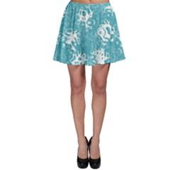 Pattern Skater Skirt
