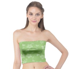 Floral pattern Tube Top