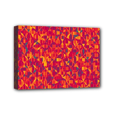Pattern Mini Canvas 7  x 5