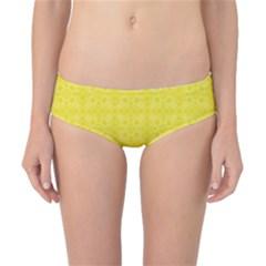 Pattern Classic Bikini Bottoms