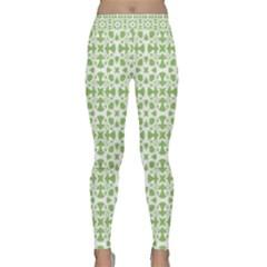 Pattern Classic Yoga Leggings