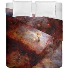 Carina Nebula Duvet Cover Double Side (california King Size)