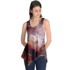 Carina Nebula Sleeveless Tunic