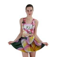 Premier Mix Flower Mini Skirt