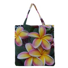 Premier Mix Flower Grocery Tote Bag