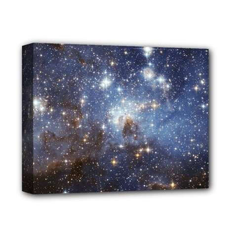 Large Magellanic Cloud Deluxe Canvas 14  x 11