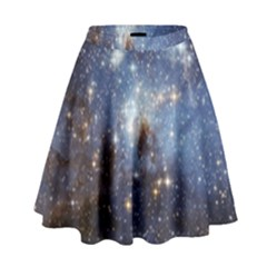 Large Magellanic Cloud High Waist Skirt