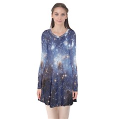 Large Magellanic Cloud Flare Dress