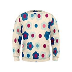 Floral pattern Kids  Sweatshirt
