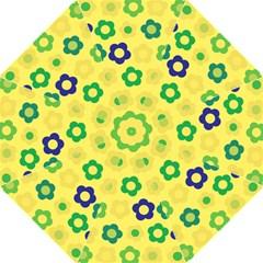 Floral pattern Folding Umbrellas