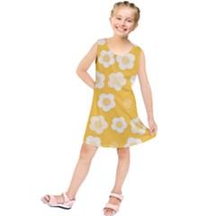 Floral pattern Kids  Tunic Dress