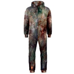 Tarantula Nebula Hooded Jumpsuit (Men)