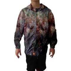 Tarantula Nebula Hooded Wind Breaker (Kids)
