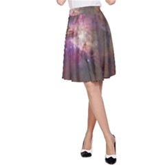 Orion Nebula A-Line Skirt