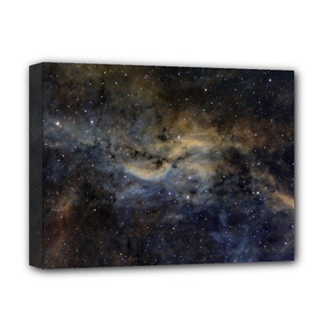 Propeller Nebula Deluxe Canvas 16  x 12