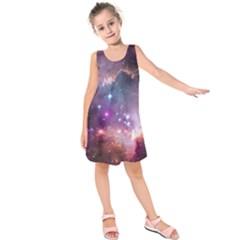 Small Magellanic Cloud Kids  Sleeveless Dress