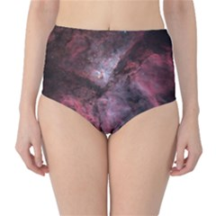 Carina Peach 4553 High-Waist Bikini Bottoms