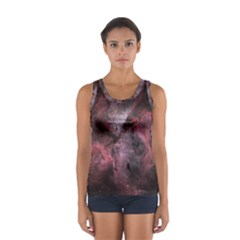 Carina Peach 4553 Women s Sport Tank Top