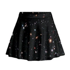 Extreme Deep Field Mini Flare Skirt