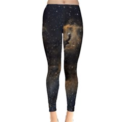 Seagull Nebula Classic Winter Leggings