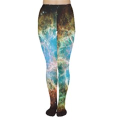 Crab Nebula Women s Tights