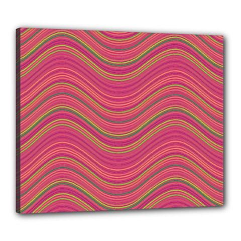 Pattern Canvas 24  x 20