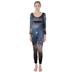 New Stars Long Sleeve Catsuit
