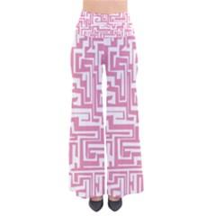 Pink pattern Pants