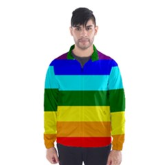 Rainbow Wind Breaker (Men)