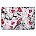 Floral pattern Amazon Kindle Fire HD (2013) Hardshell Case View1