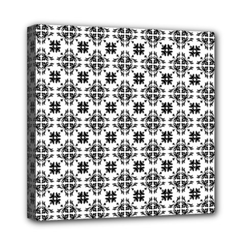 Pattern Mini Canvas 8  X 8