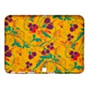 Floral pattern Samsung Galaxy Tab 4 (10.1 ) Hardshell Case  View1