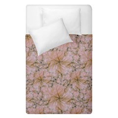 Nature Collage Print Duvet Cover Double Side (Single Size)