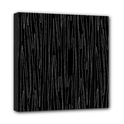 Pattern Mini Canvas 8  x 8