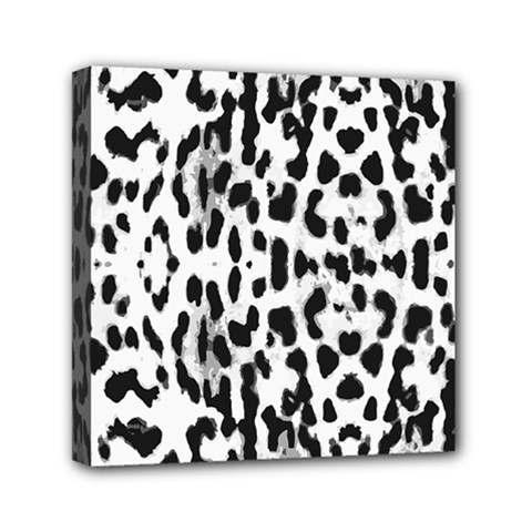 Animal print Mini Canvas 6  x 6
