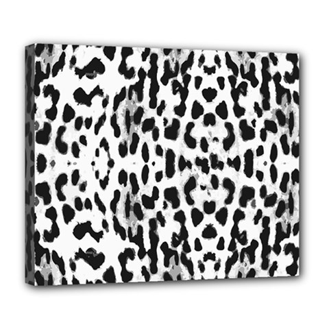 Animal print Deluxe Canvas 24  x 20