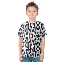 Animal print Kids  Cotton Tee