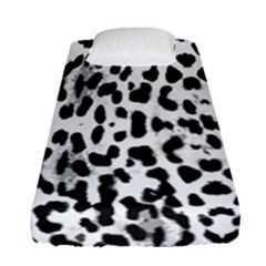 Animal print Fitted Sheet (Single Size)