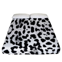 Animal print Fitted Sheet (Queen Size)