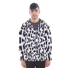 Animal print Hooded Wind Breaker (Men)