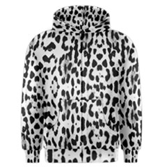 Animal print Men s Zipper Hoodie